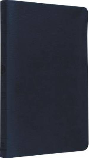 ESV Gift Bible Navy Blue