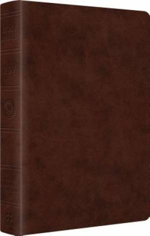 Esv Wide Margin Ref Lthlk Brown