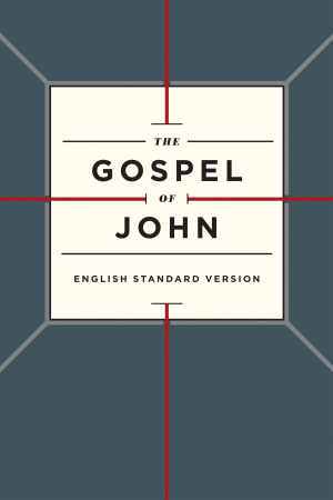 ESV Gospel Of John Cross Design