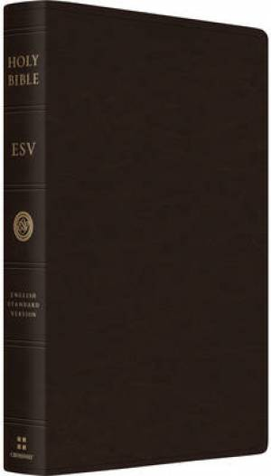 Esv Heirloom Sn Col Legacy Goatskin Deep