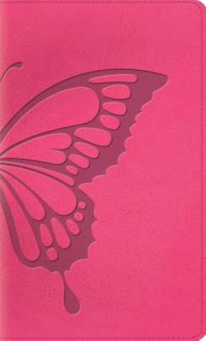 ESV Kid's Thinline Bible (TruTone, Butterfly Blush)
