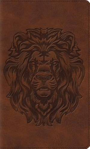 ESV Kid's Thinline Bible (TruTone, Royal Lion)