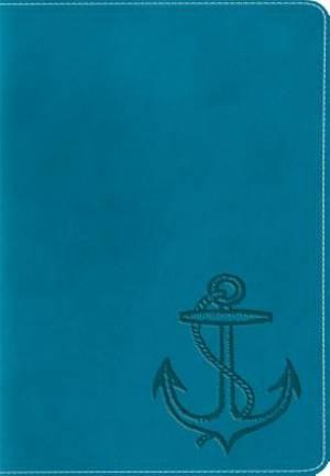 ESV Kid's Compact Bible (TruTone, Ocean Anchor)