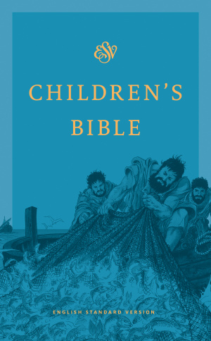 ESV Children's Bible, Blue