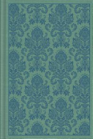 ESV Personal Reference Bible (Cloth Over Board, Damask)