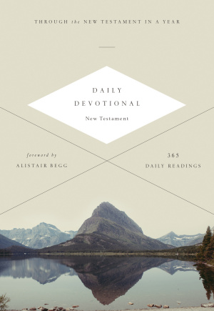 ESV Daily Devotional New Testament HB