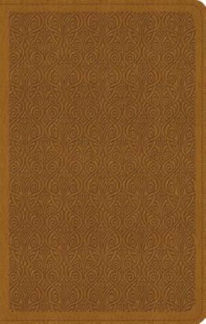 ESV Premium Gift Bible (TruTone, Goldenrod, Vine Design)
