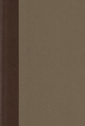 ESV Reader's Gospels (Cloth over Board, Timeless) HB