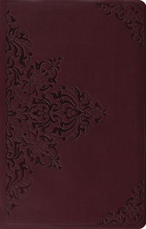 ESV Premium Gift Bible (TruTone, Chestnut, Filigree Design)