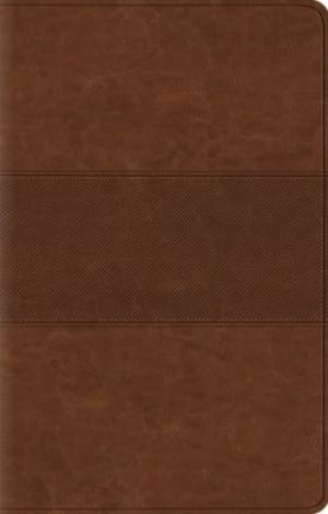 ESV Premium Gift Bible (TruTone, Chestnut, Trail Design)