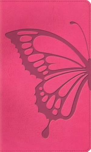 ESV Thinline Bible (TruTone, Butterfly Blush)