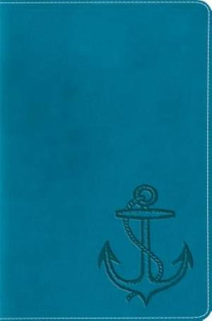 ESV Kid's Compact Bible (TruTone, Ocean Anchor)