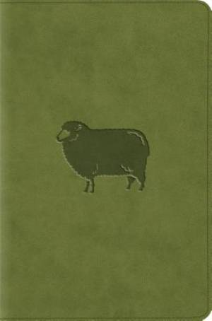 ESV Compact Bible (Trutone, Green Pastures)
