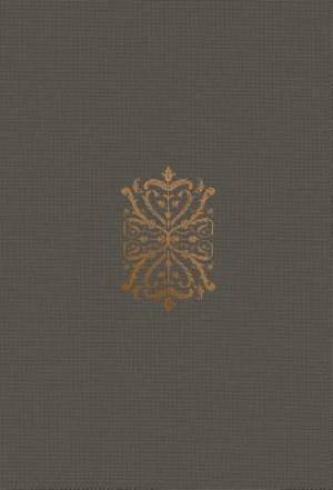 ESV Large Print Compact Bible (Cloth over Board, Royal Imprint)