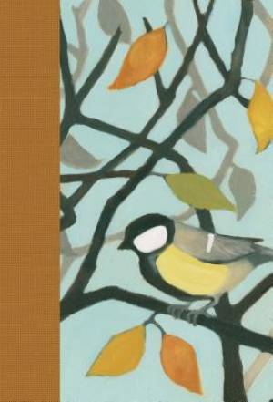 ESV Large Print Compact Bible (Autumn Song)