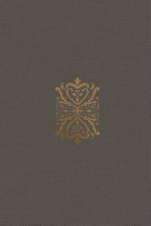 ESV Study Bible, Personal Size (Cloth over Board, Royal Imprint)
