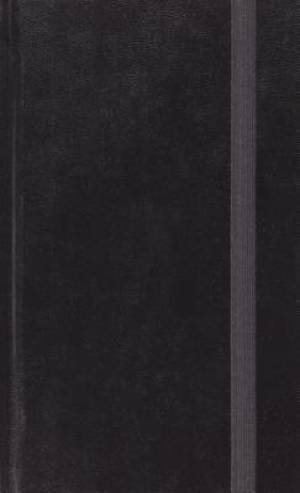 ESV Journaling Bible, Writer's Edition (Black)