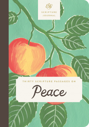 ESV Scripture Journal (Thirty Scripture Passages On Peace)