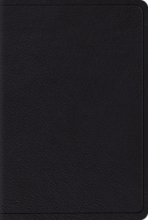 ESV Reader's Bible (Black)