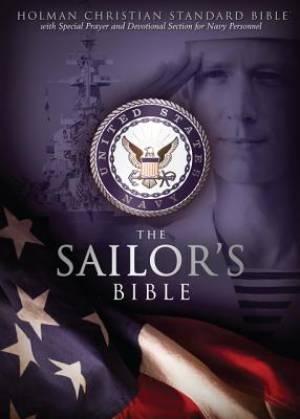 Hcsb Sailors Bible Lthlike Blk