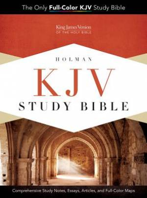Kjv Study Bible Premium Leather Edition