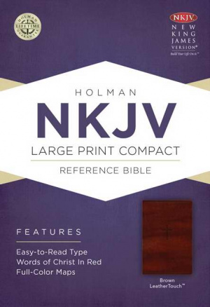 NKJV Large Print Compact Reference Bible