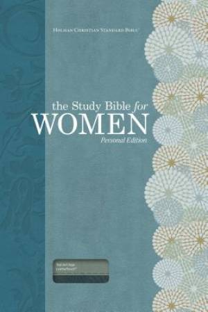 Study Bible for Women - HCSB
