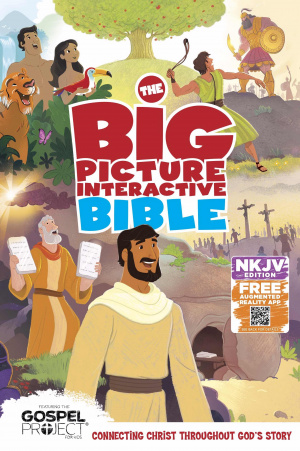 The NKJV Big Picture Interactive Bible