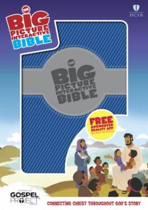 HCSB Big Picture Interactive Bible