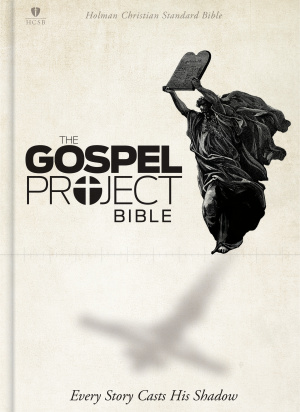 Gospel Project Bible, Printed Hardcover, The