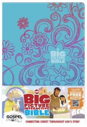 The Big Picture Interactive Bible Doodles LeatherTouch