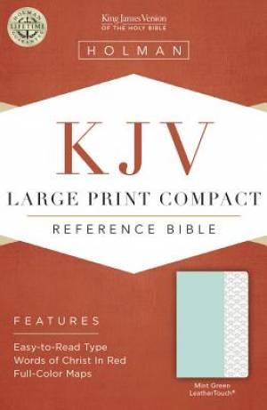 Large Print Compact Bible - KJV
