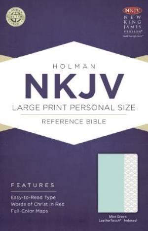 Large Print Personal Size Reference Bible