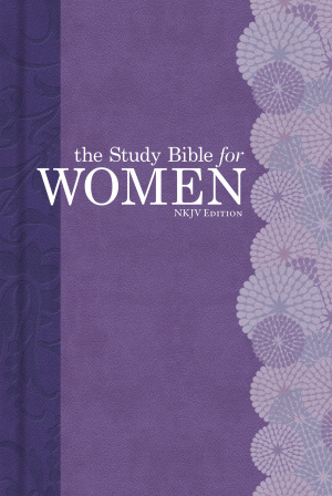 NKJV Study Bible For Women, Personal Size Edition Hardco, Th