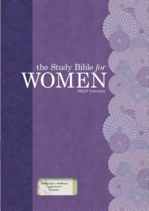 NKJV Study Bible For Women, Personal Size Edition Willow, Th