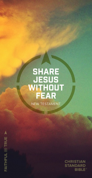 CSB Share Jesus Without Fear New Testament, Paperback