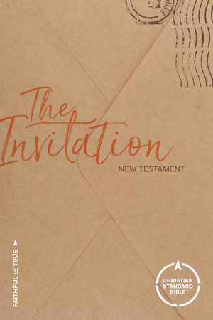 CSB The Invitation New Testament