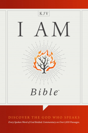KJV I Am Bible Hardcover