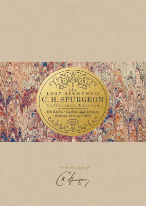 Lost Sermons Of C. H. Spurgeon Volume II