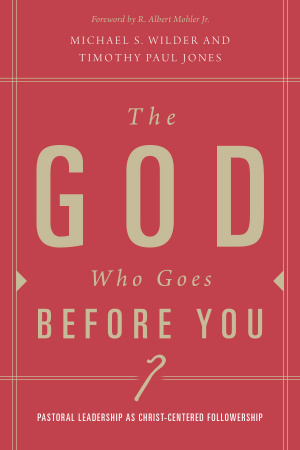 God Who Goes before You