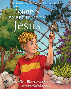 Sammy Experiences Jesus Hb