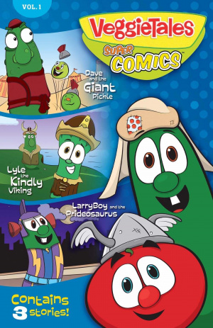 Veggietales Supercomics: Vol 1