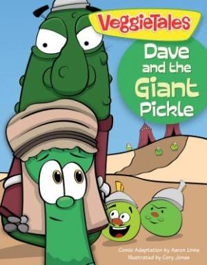 Veggietales Supercomics: Vol 5