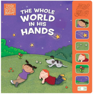 Whole World in His Hands, Sound Book