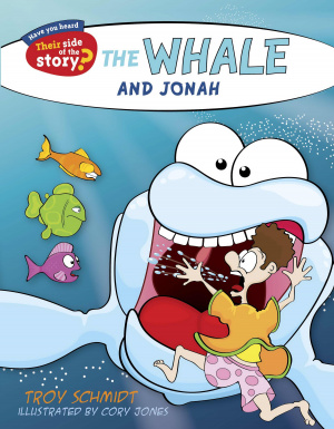 The Whale And Jonah - Their Side of the Story Paperback