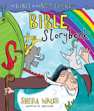 Bible Is My Best Friend Bible Storybook, The