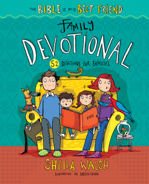 The Bible is My Best Friend - Family Devotional