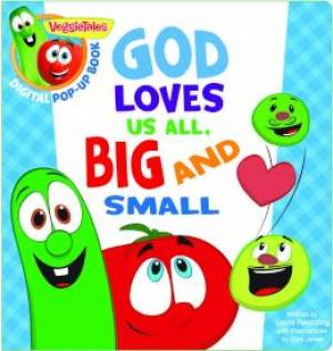 Veggietales: God Loves Us All, Big And Small, A Digital Pop-