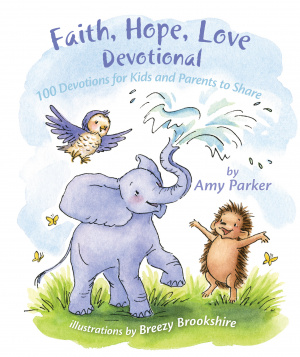 Faith, Hope, Love Devotional (Padded)