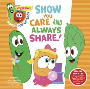 Veggietales: Show You Care And Always Share, A Digital Pop-U